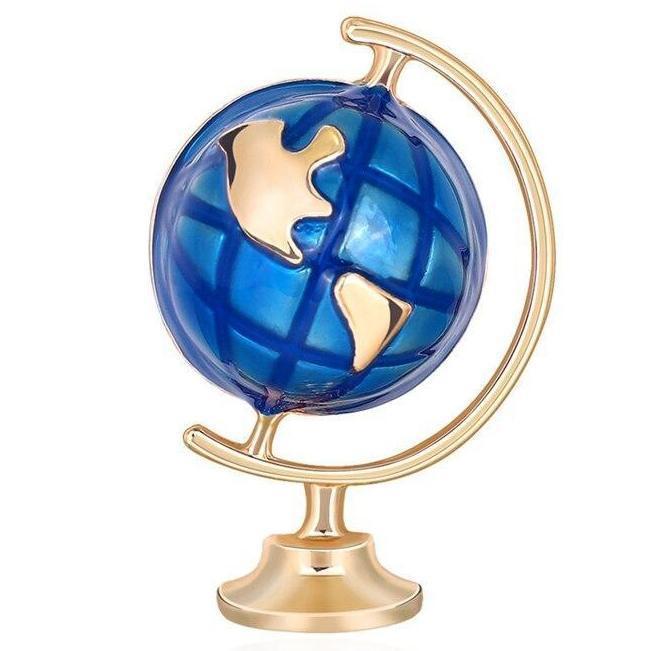 Globe Terrestre Épingle