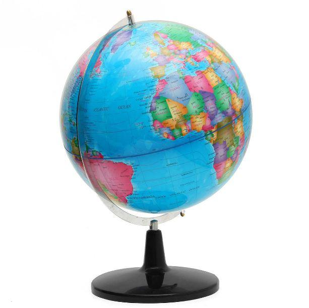 Globe Terrestre Equateur