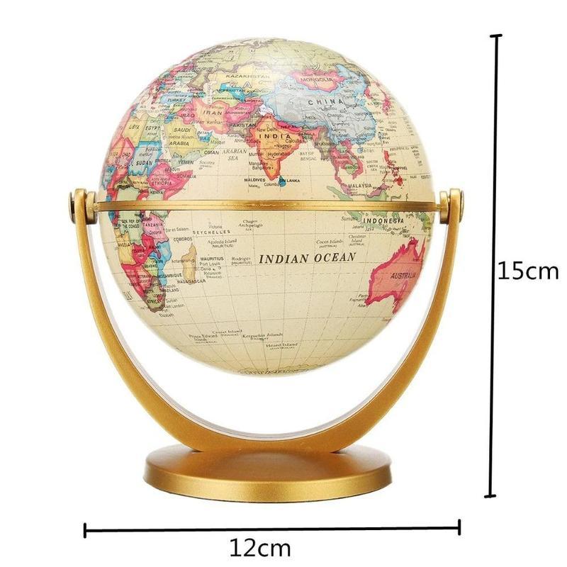 Globe Terrestre Etats Unis