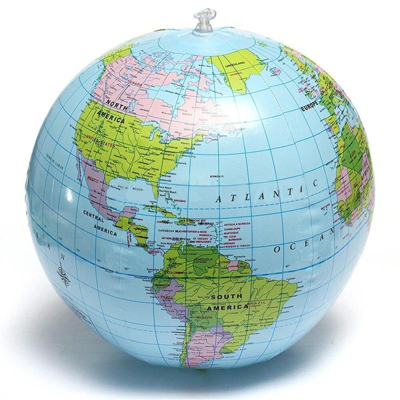 Globe Terrestre Europe