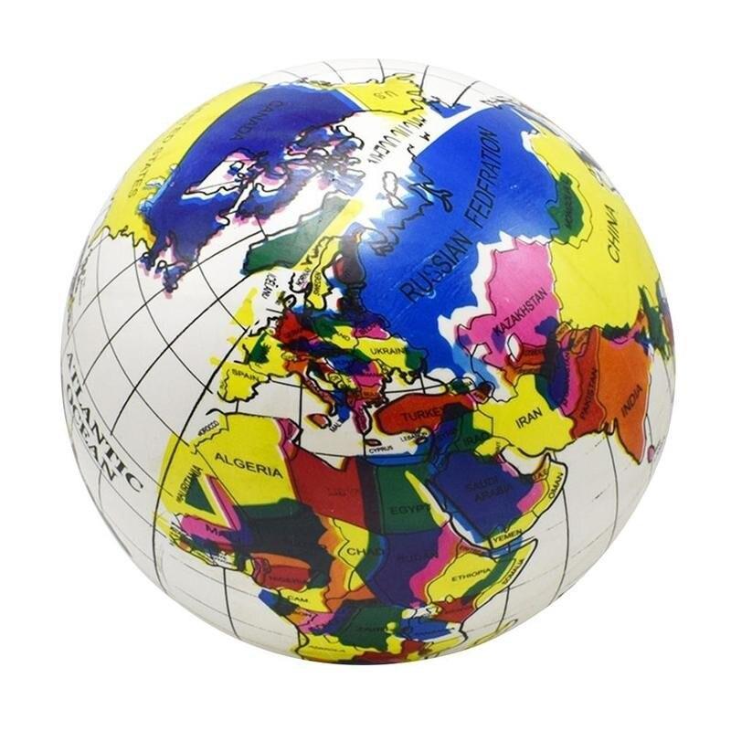 Globe Terrestre Gonflable Pas Cher