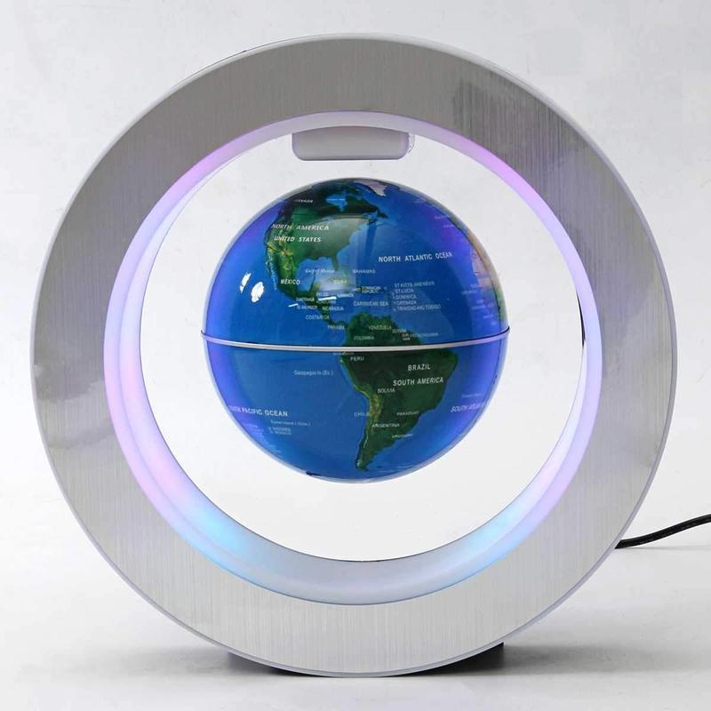 Globe Terrestre Gravitationnel
