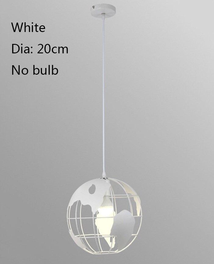 Globe Terrestre Industriel