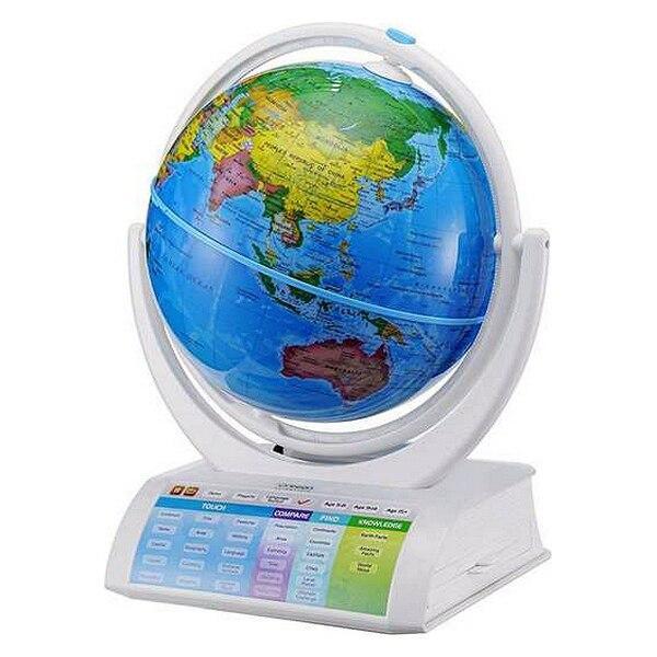 Globe Terrestre Interactif Enfant