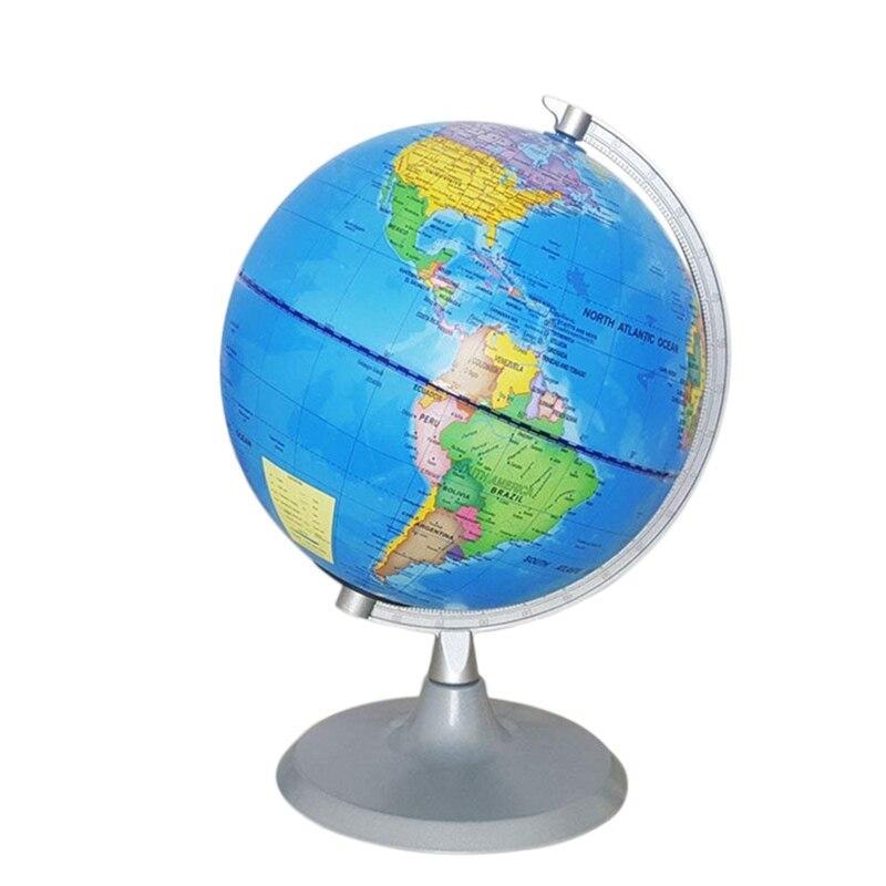 Globe Terrestre Interactif Lumineux