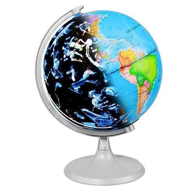 Globe Terrestre Interactif Pour Adulte