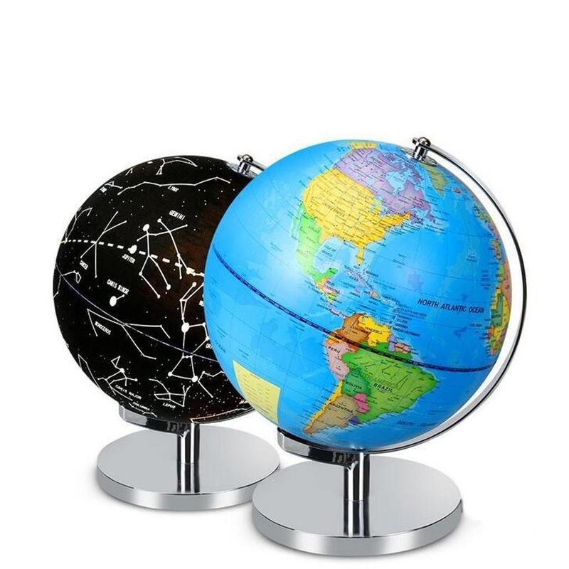 Globe Terrestre Jeux Educatif