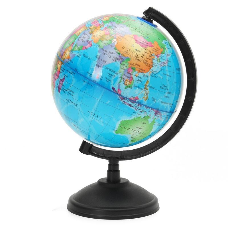 Globe Terrestre Jour Et Nuit