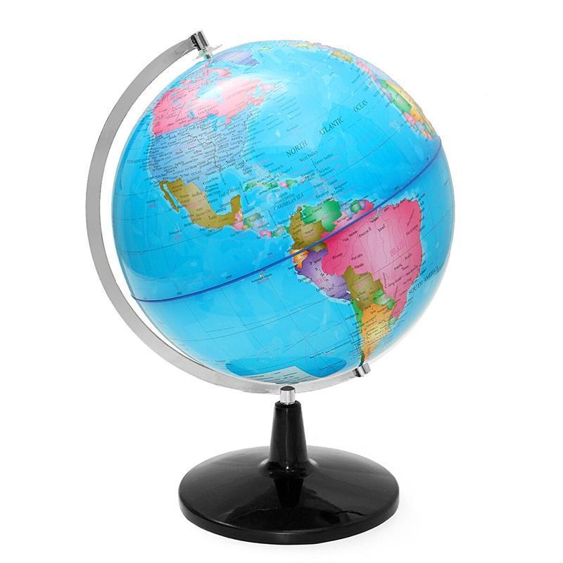 Globe Terrestre Jour Nuit