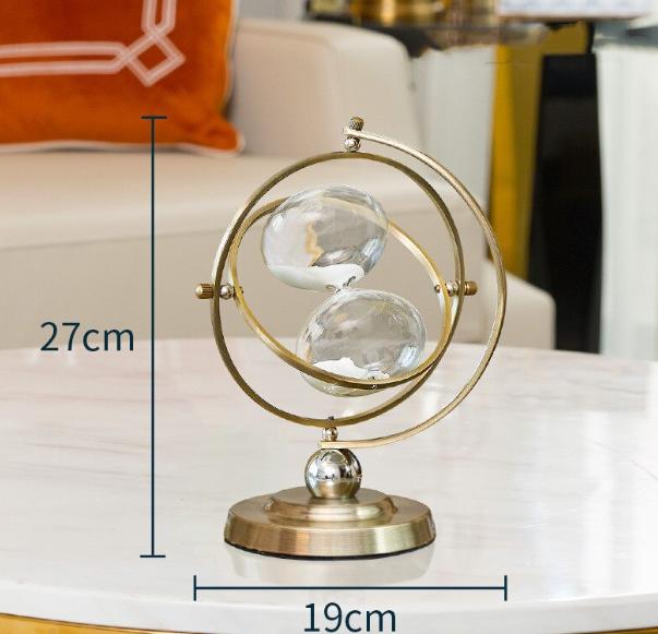 Globe Terrestre Laiton