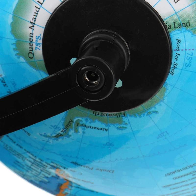 Globe Terrestre Lampe Sur Pied