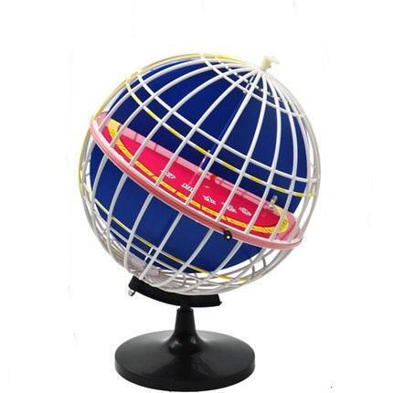 Globe Terrestre Latitude Longitude