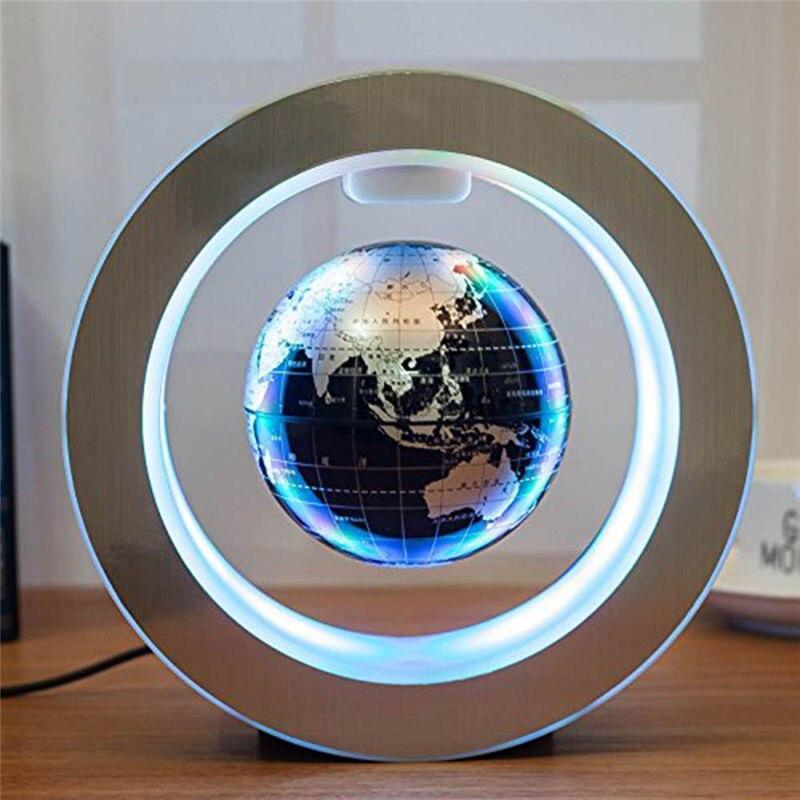 Globe Terrestre Levitation Magnetique