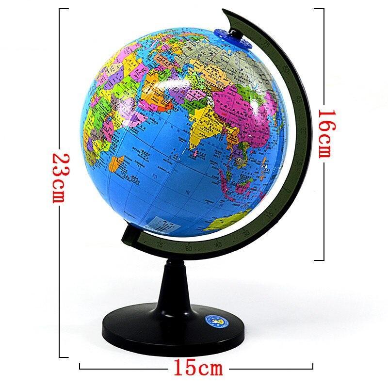 Globe Terrestre Ligne Imaginaire