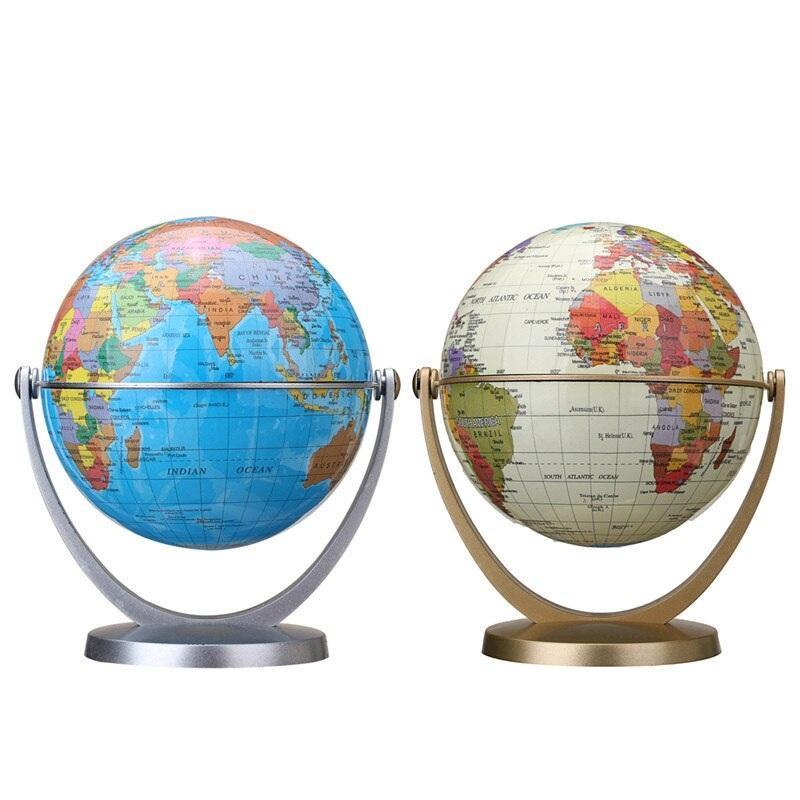 Globe Terrestre Lignes Imaginaires