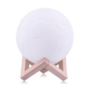 Globe Terrestre Lumiere