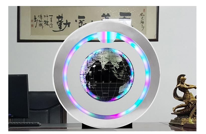 Globe Terrestre Lumineux Design