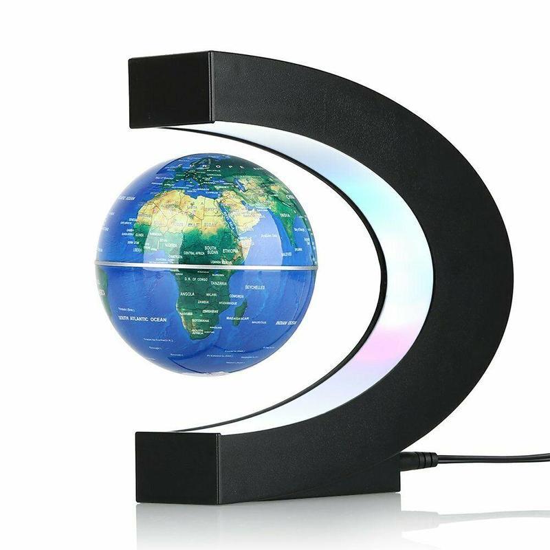 Globe Terrestre Magique