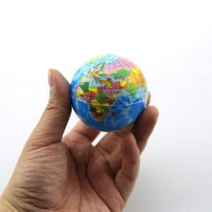 Globe Terrestre Main