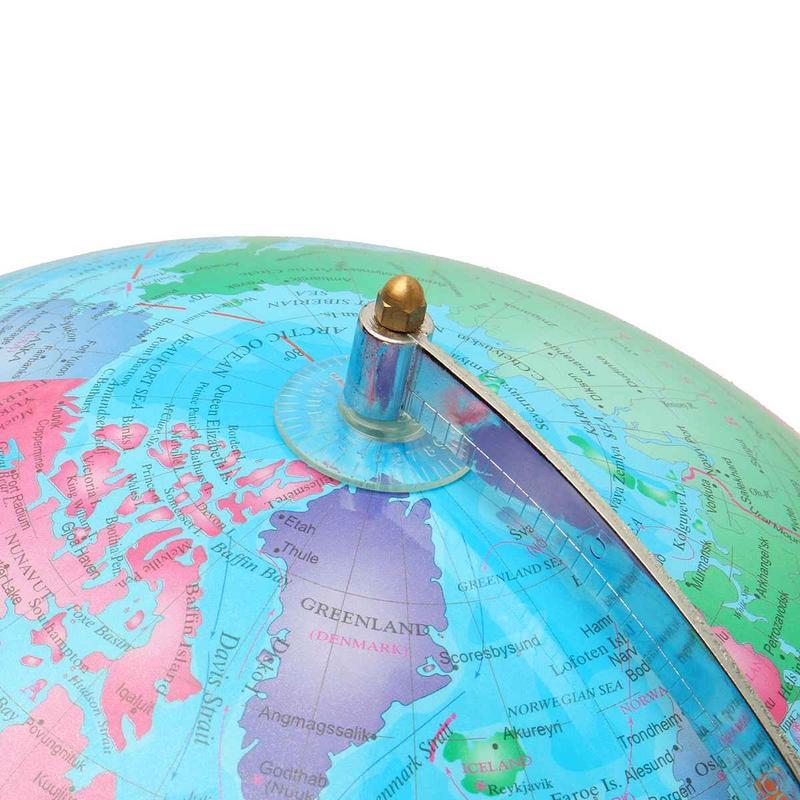 Globe Terrestre Map