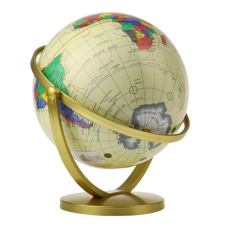 Globe Terrestre Mappemonde