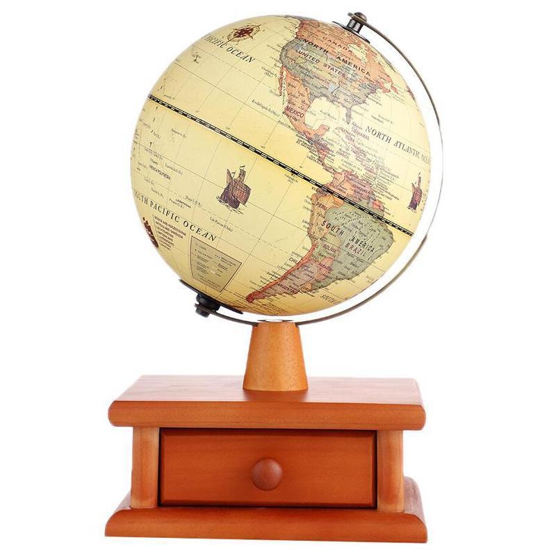 Globe Terrestre Meuble