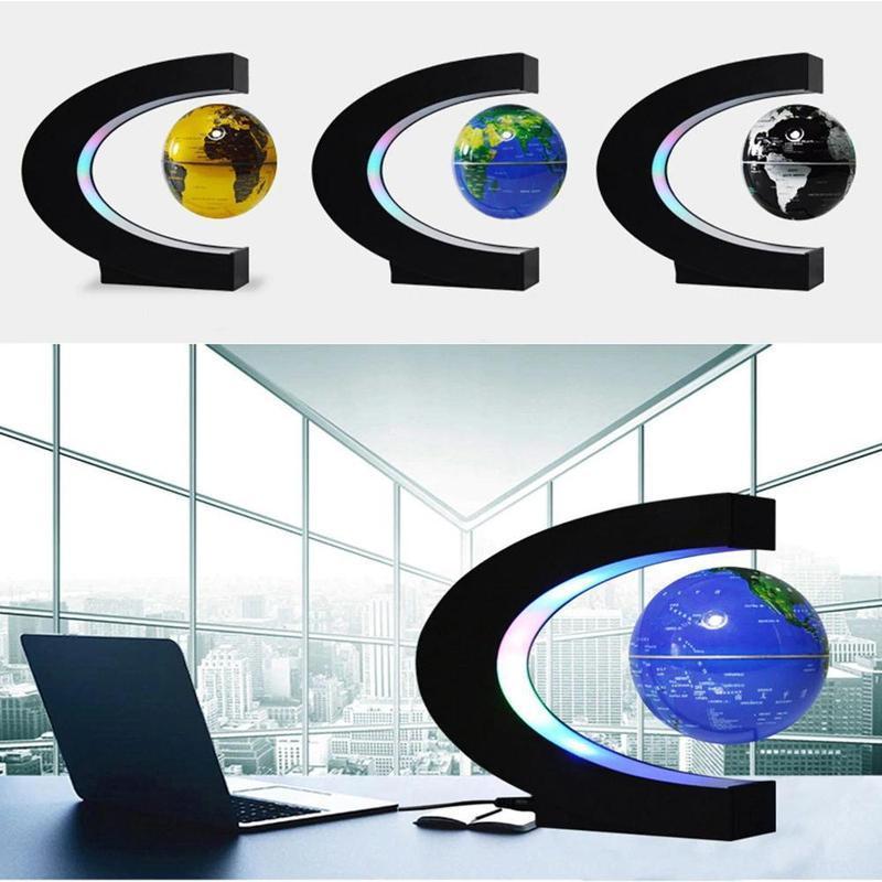 Globe Terrestre Mouvement Perpétuel