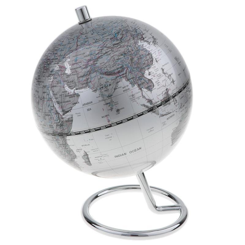 Globe Terrestre Non Lumineux