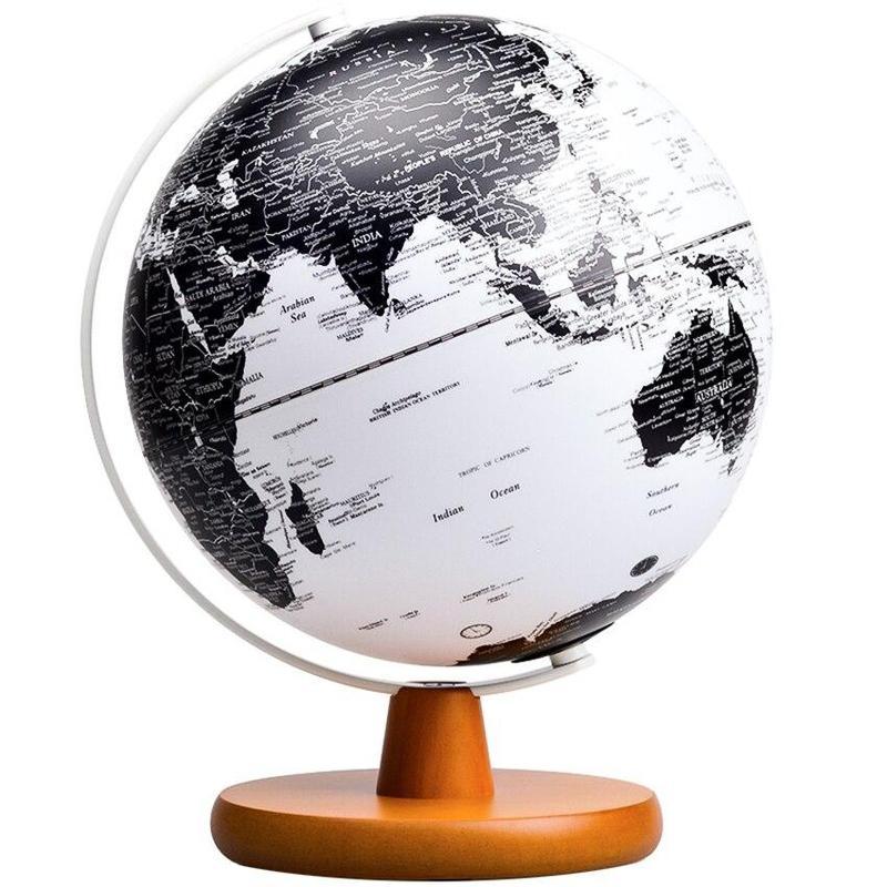 Globe Terrestre Nuit
