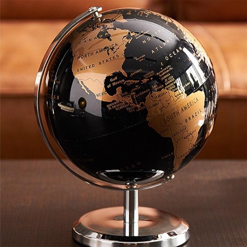 Globe Terrestre Or