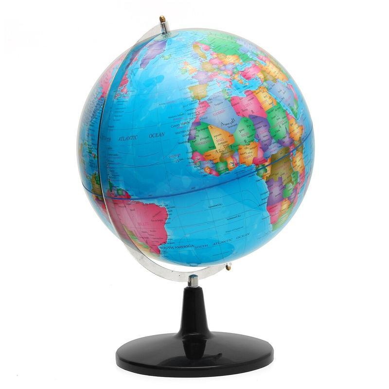 Globe Terrestre Pole Nord
