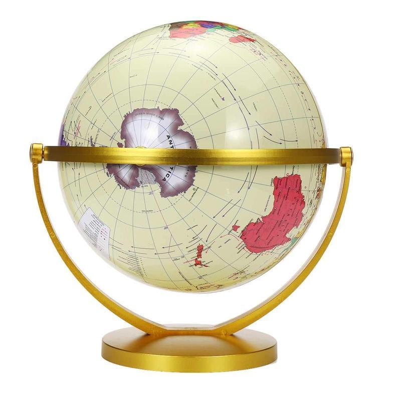 Globe Terrestre Pole Sud