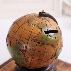 Globe Terrestre Pour Urne