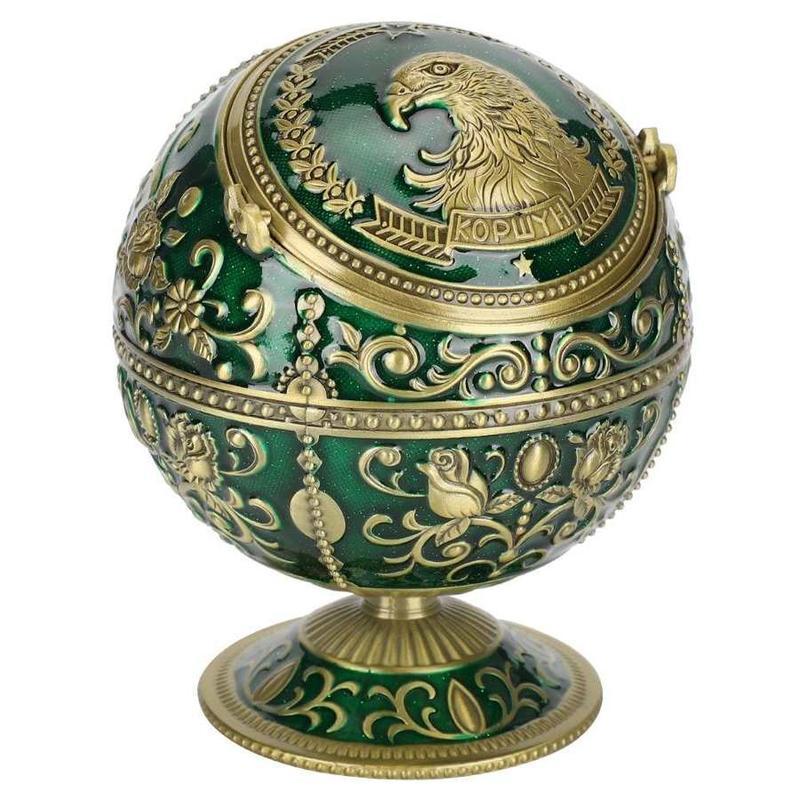 Globe Terrestre Qui S Ouvre