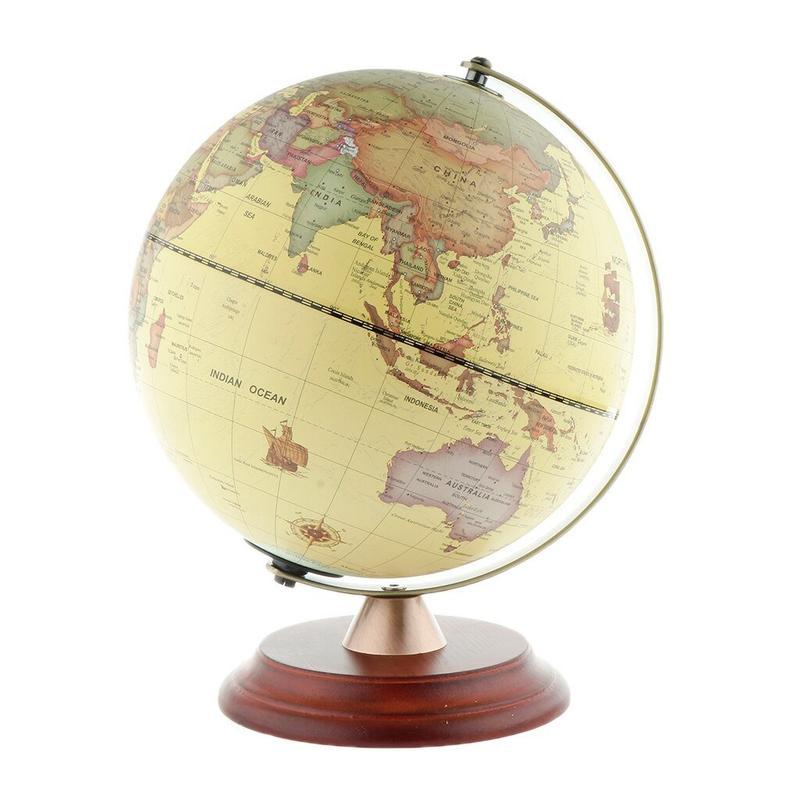 Globe Terrestre Russie