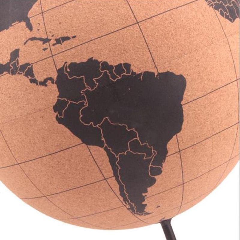 Globe Terrestre Scientifique