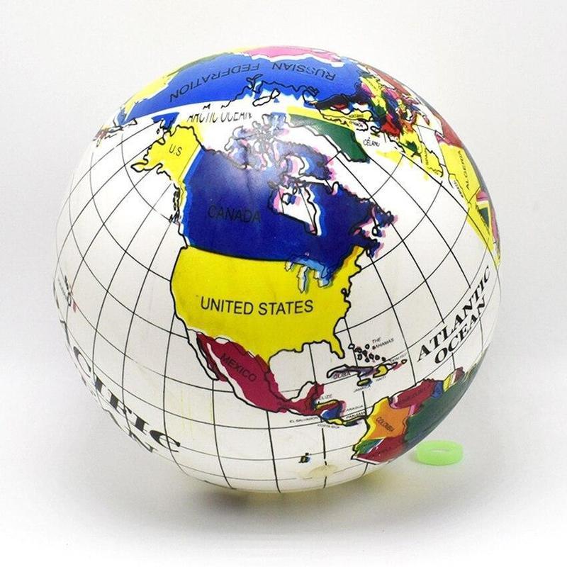 Globe Terrestre Simplifié