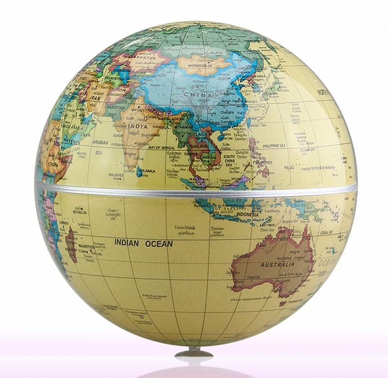 Globe Terrestre Solaire