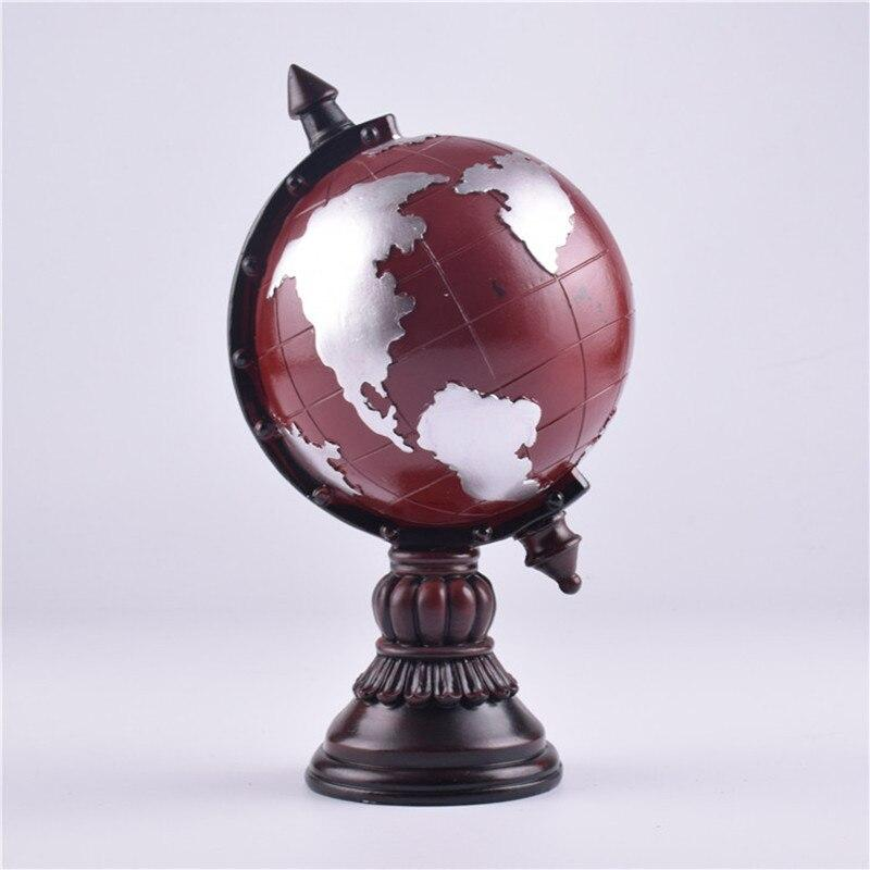 Globe Terrestre Style Ancien