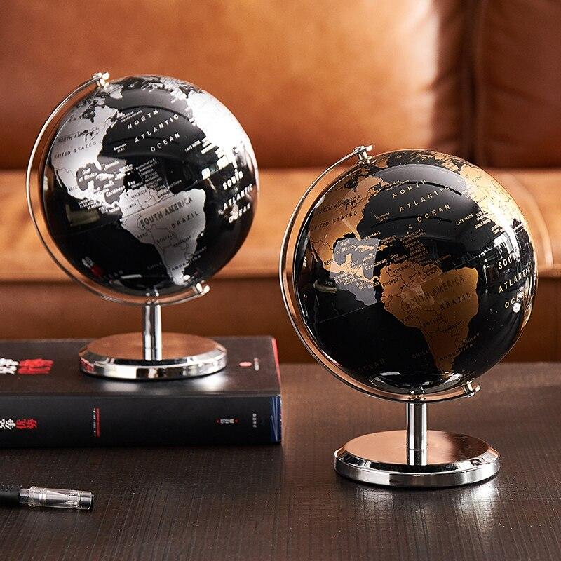 Globe Terrestre Stylisé