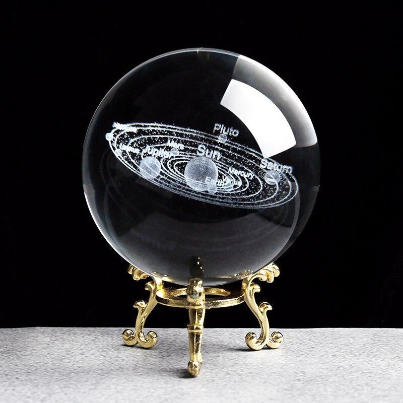 Globe Terrestre Sur Trepied