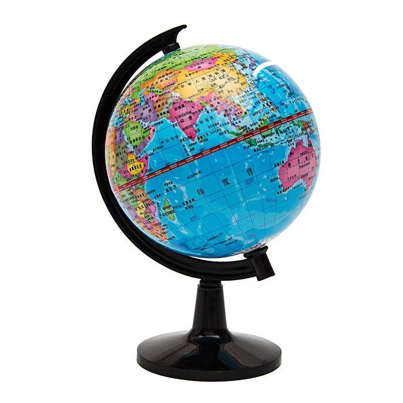 Globe Terrestre Tirelire