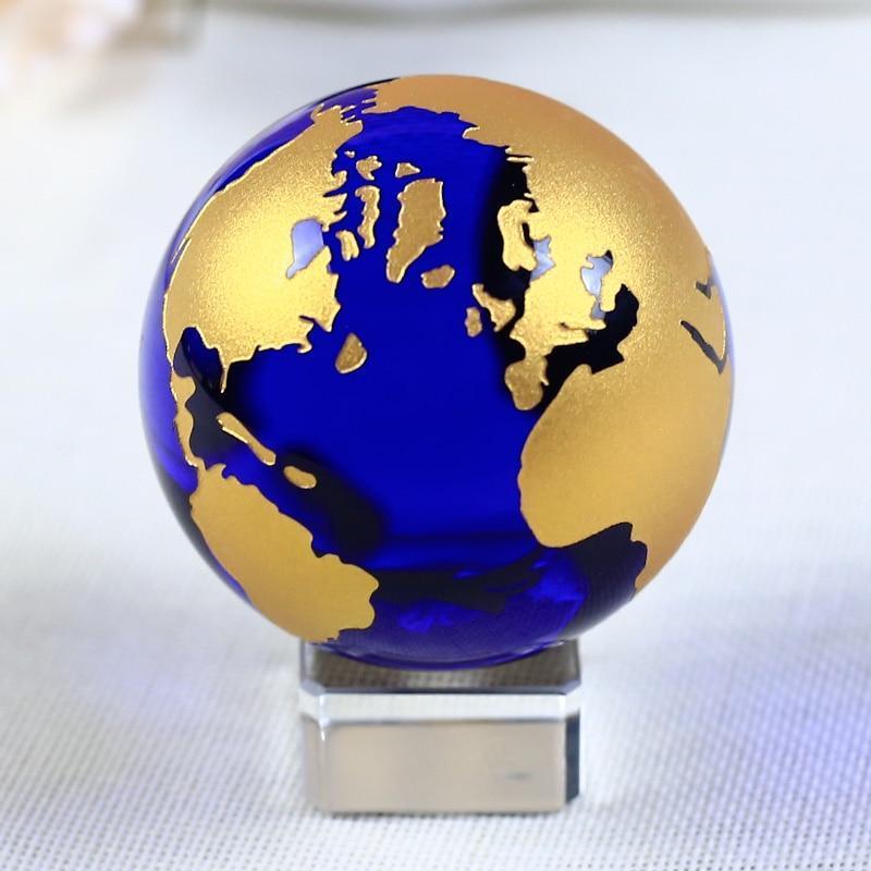 Globe Terrestre Vintage Deco