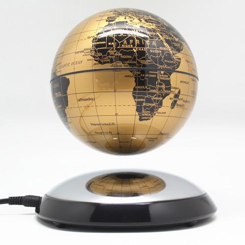 Grand Globe Terrestre Levitation