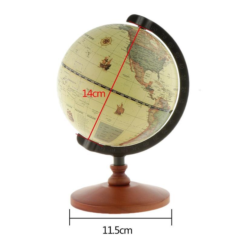 Petit Globe Terrestre Vintage